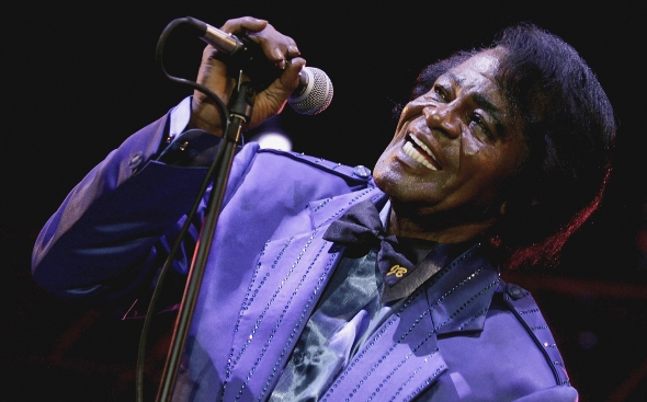 James Brown - Tower of London